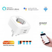 GoSund SP112 Smart 16A slimme wifi plug stekker
