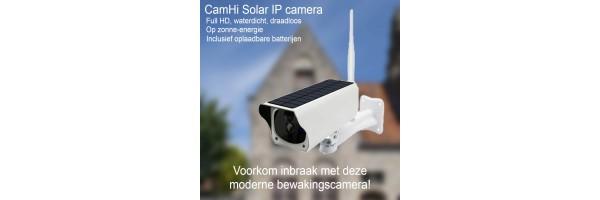 CamHi Full HD Solar IP camera