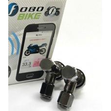 FOBO Bike T-valve ventiel zwart