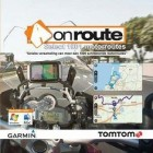 Onroute Select Motorkaart 1001 routes TomTom & Garmin