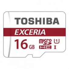 Toshiba 16GB SDHC 90MBs