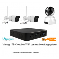 Vimtag WiFi S1 1TB cloud box start set