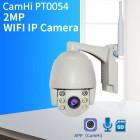 CamHi IP beveiligings- camera en buitenlamp PT 0054