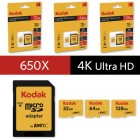 Kodak 32GB 4K micro-SD UHS-I U3