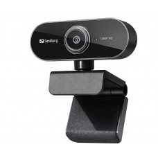 Sandberg USB Webcam Flex 1080P Full HD