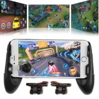 Smartphone Game trigger Knoppen met handles