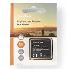 Nedis Actioncam batterij 1050mAh