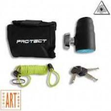 Pro-Tect  Schijfremslot Agate Art4  RD
