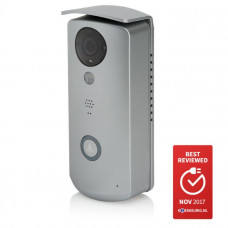 Secufirst WiFi deurbel met camera