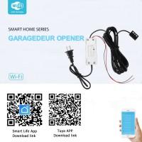 Smart life @ home garagedeur opener