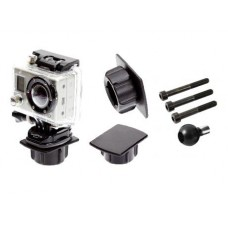 Vlakke camera mount 8mm