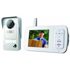 VD38W Smartwares draadloze digitale videointercom