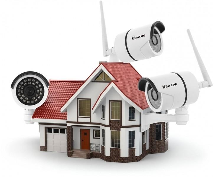 Hoe beveilig je je huis met bewaking camera's en wat is daarbij belangrijk om te weten?