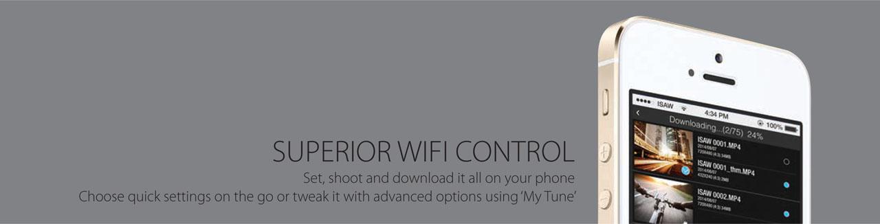 Ingebouwde WiFi